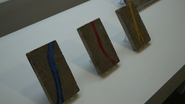 concrete and wax