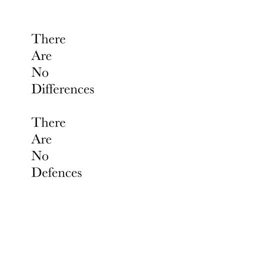 defences